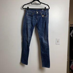 Rag & Bone The Dre Skinny Jeans